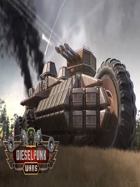 Download Dieselpunk Wars Game For PC